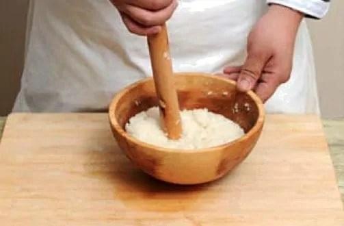 Chinese Glutinous Rice Cake Recipe step3