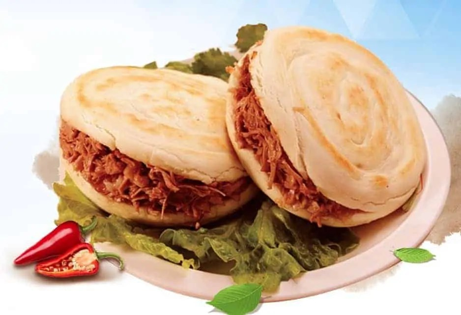 Chinese HamburgerRoujiamoRecipe