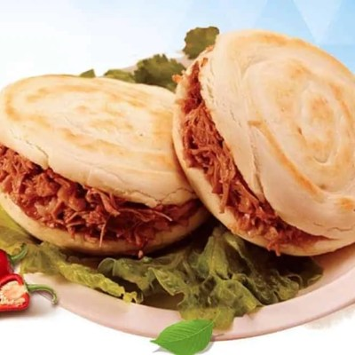 Chinese Hamburger Roujiamo Recipe