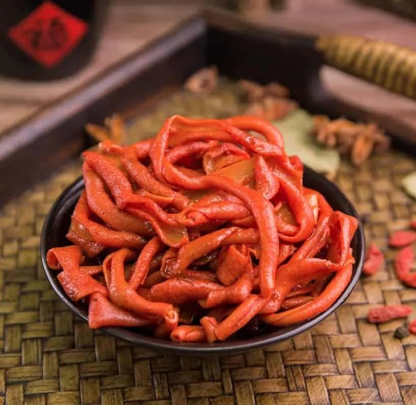Duck Intestine Taste Reviews and Cooking Guide