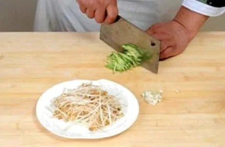Easy Noodles With Soybean Paste Recipe step2