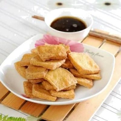 Fried Stinky Tofu Recipe