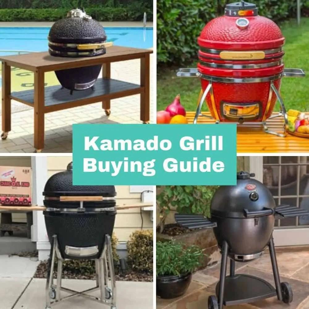 Kamado Grill Buying Guide