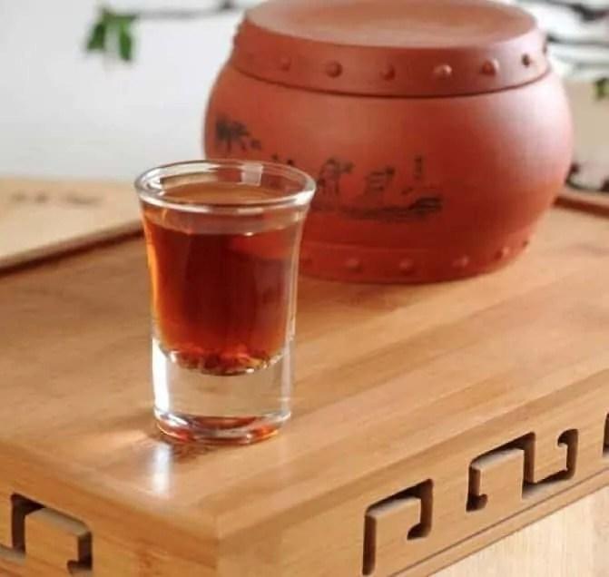 Osmanthus-scented Honey Wine Recipe