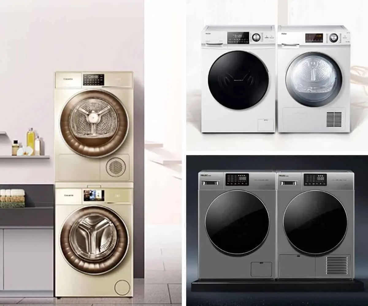 How to Choose the Best Washer and Dryer Set