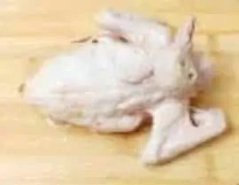 Stewed White Fungus Pigeon Soup Recipe step2