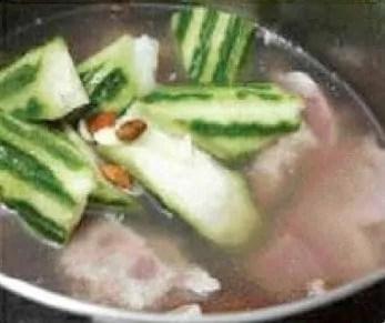 Luffa Pork Ribs Soup Recipe step3