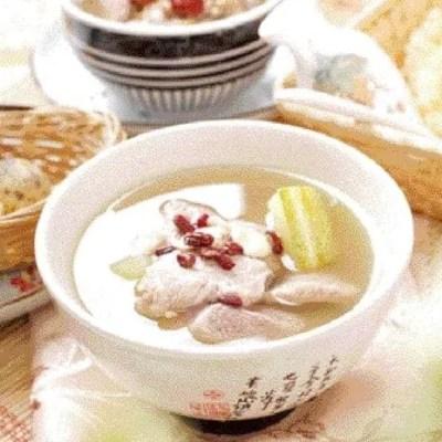 Cucumber with Pork Tenderloin Soup Recipe