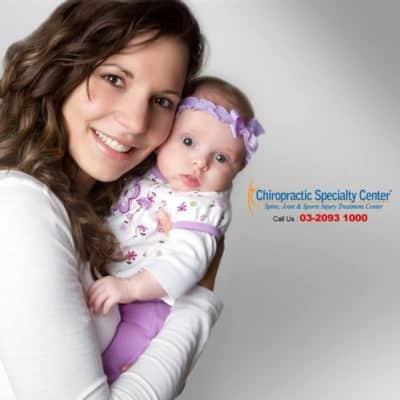postnatal care for healthy mother & child