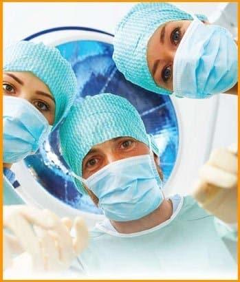 Sciatic nerve pain surgery
