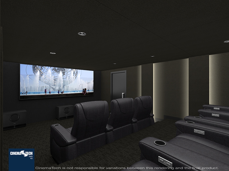 4 secrets to the best home theater lighting
