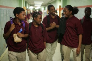 """The fourth season of """"The Wire"""" focuses on an inner-city Baltimore school,its students, and the social forces that push young city denizens to crime."""