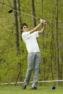Naugy's Tim Fleck and other local golfers will continue to tee off in the spring.