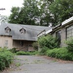 Co-chairs of the Blight Committee Linda Ramos and Elizabeth Forlenzo have raised concerns over how Naugatuck is fighting blight like this dilapidated property on School Street. Funds for a part-time blight officer position were cut from the borough budget.