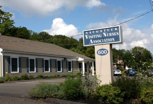 The Naugatuck Visiting Nurses Association. -FILE PHOTO