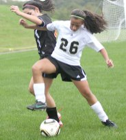 Woodland duels Watertown to a 2-2 tie Monday at Woodland Regional High School.
