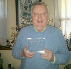 The Beacon Falls Fishing Rodeo has been renamed to honor the late Ronald Barksdale, who ran the derby for more than 20 years. –CONTRIBUTED