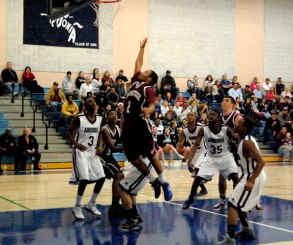The Naugatuck boys beat Ansonia 56-35 Jan. 20 to pull within one win of heading back to the state tournament. The boys lost to St. Paul Tuesday night and will seek their eighth win Friday night versus Derby. –KEN MORSE