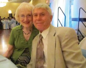 Theodore and Barbara Dumonski, of Prospect, celebrated their 60th wedding anniversary Jan. 17. The couple was married in St. Mary's Church in Union City on Jan. 17, 1953. –CONTRIBUTED