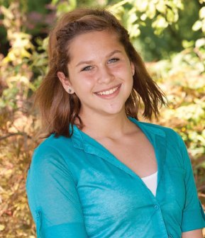 """Naugatuck resident and eighth-grader at Chase Collegiate School, Sarah Tsacoyannis, will star as """"The Good Witch"""" in the school's upcoming production of the Wizard of Oz. Performances are Feb.21 and Feb. 22 at 7 p.m. and Feb. 23 at 5 p.m. All shows are at the Fulkerson Arts Center on the Chase Collegiate School campus, 565 Chase Parkway, Waterbury.-CONTRIBUTED"""