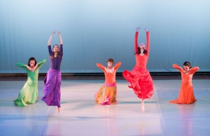 Brass City Ballet and the Middlebury Public Library are launching the Dancemakers project in March. –CONTRIBUTED