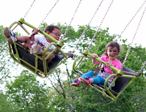 The St. Francis-St. Hedwig School Home School Association's held a carnival from May 9 to May 11 on the St. Francis Field on Church Street in Naugatuck. –Elio Gugliotti