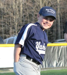 The Prospect Little League held its opening day ceremony April 26 at The Fusco Field Complex on Talmadge Hill Road. –ELIO GUGLIOTTI