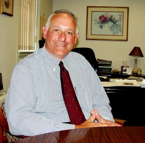 Former burgess Ronald Pugliese, who now lives in Southbury, was chosen as the new chief executive officer of the Naugatuck Economic Development Corporation Aug. 7. –CONTRIBUTED