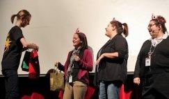 Naugatuck High School held its Mr. Greyhound Competition Dec. 12. – ELIO GUGLIOTTI