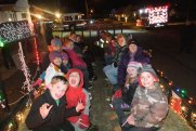 Beacon Hose Company No. 1's held its annual Tree Lighting and Bonfire Dec. 7. -JEREMY RODORIGO