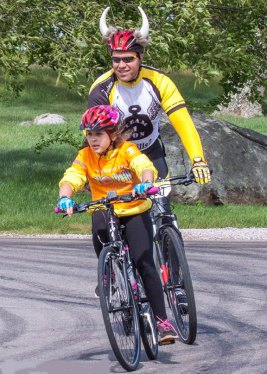 Prospect residents John Strell and his daughter, Samantha, will once again take part in the AngelRide May 24 and May 25. This is the seventh year that John Strell has participated and the fourth for Samantha. The AngelRide is a two-day, 135 mile bicycle ride that raises money for the Hole in the Wall Gang Camp. The camp provides free camping sessions to children and their families coping with serious illnesses along with a year-round outreach program to hospitals and clinics throughout the Northeast. To donate or for more information, visit www.angelride.org. –CONTRIBUTED