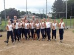 Valley Fusion 10U softball won the CVFL Cheshire Tournament July 25-27, going 5-0. The team recently completed its 2014 season with a 28-10-1 overall record. Team members are Taylor Muharem, Sophia Audi, Savannah Guliazza, Sammy Sosnovich, Rose Reitmeyer, Riley Kane, Oivia Lombardi, May Dawes, Kylie Bulinski, Cassidy Doiron, Autumn Mitchell, and Alyssa Roberts. Coaches are head coach Jim Dawes and assistants Rich Sosnovich and Chris Doiron. -CONTRIBUTED