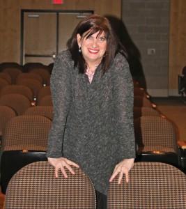 Woodland Regional High School drama teacher Susan Cinoman wrote a script for an episode of 'The Goldbergs.' –LUKE MARSHALL