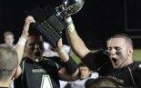 Woodland beat Naugatuck, 50-24, Nov. 6 in Beacon Falls to win the George Pinho Trophy. –ELIO GUGLIOTTI