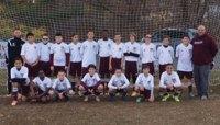 The Naugatuck Youth Soccer U13 boys soccer team took second place at the Naugatuck Invitational Soccer Tournament Nov. 7-8. –CONTRIBUTED