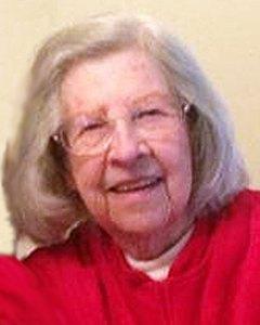 Gertrude M. Merkle