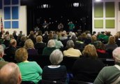 The Prospect Library sponsored a Kerry Boys concert March 5 at Prospect Elementary School. Nearly 200 people attended. –CONTRIBUTED