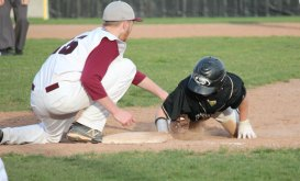 Woodland topped Naugatuck, 9-6, Monday in Naugatuck. –ELIO GUGLIOTTI