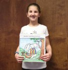 The Citizen's News recently held its Easter coloring contest. We would like to thank all of the children who participated in the contest. Lindsay Koliani won the Citizen's News Easter coloring contest in the 6- to 8-year-old age group. –ELIO GUGLIOTTI