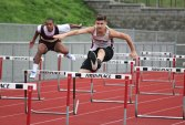 The Naugatuck boys and girls track teams hosted Sacred Heart and St. Paul April 27 at Naugatuck High School. –ELIO GUGLIOTTI