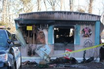 The cause of the Jan. 26 mobile home in Idleview Park in Naugatuck that killed 58-year-old Paul Kingman Jr. has been ruled undetermined. –ELIO GUGLIOTTI