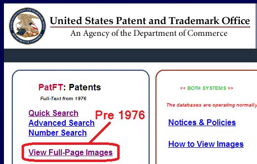 Vintage Jewelry Patents: Find and Use them to Date Vintage
