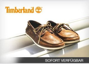 Timberland Aktion bei Amazon BuyVIP