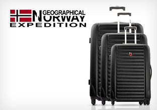Geographical Norway Trolley Set