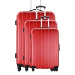 Bluestar 3er Set Hartschalen Trolley Napoli 155€ statt 699€