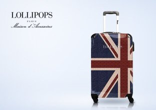 Lollipops Koffer Sale - Trolley Sets für 179€ statt 699€