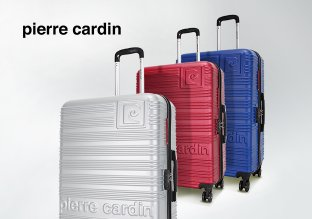 great deals good on sale Pierre Cardin Sale Koffer und Trolleys radikal reduziert -70%