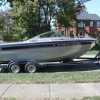 1986 Cobalt 21BR For Sale