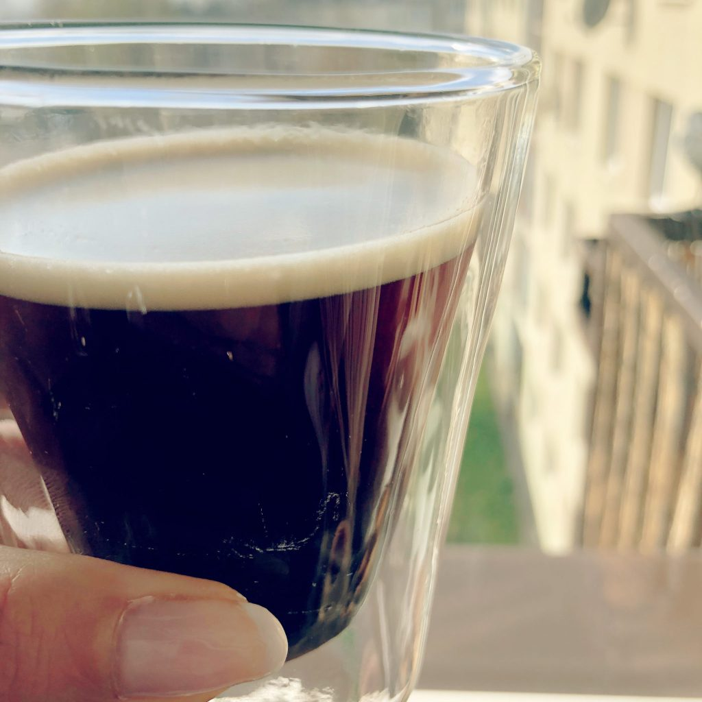 filizanka kawa pan tadeusz mobilna kawiarnia