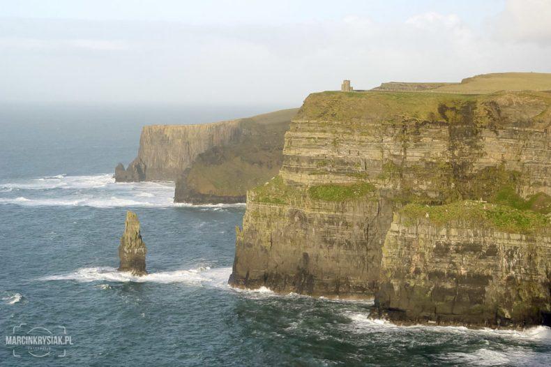 klify moheru Irlandia